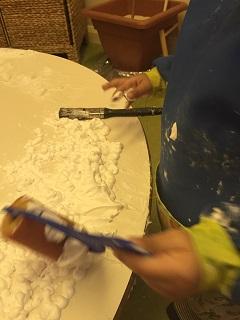 Babies-shaving-foam