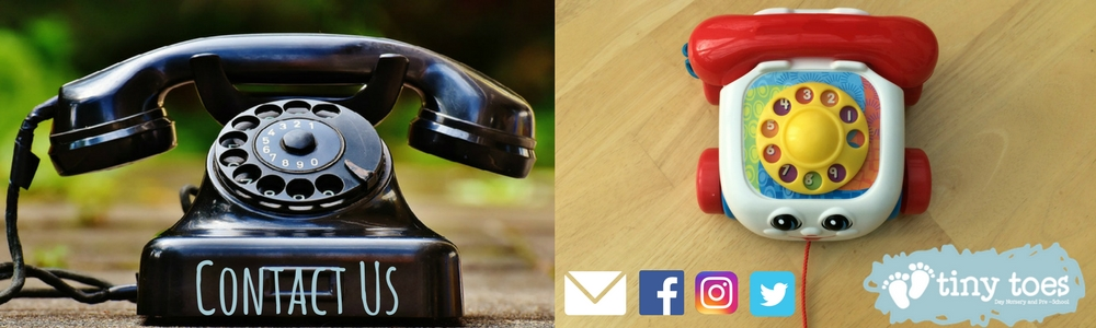 Contact us image of phones for tiny toes hertford ltd website