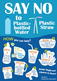 infographic about plastic waste
